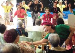 ボランティア(アフリカンダンス)